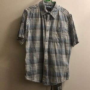 Marmot Short Sleeve Button Down Medium